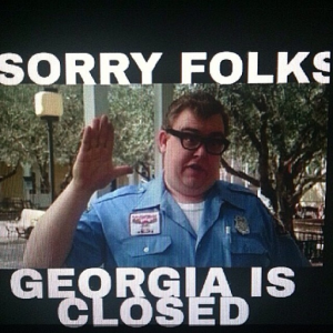 Pray for Georgia and East Coast