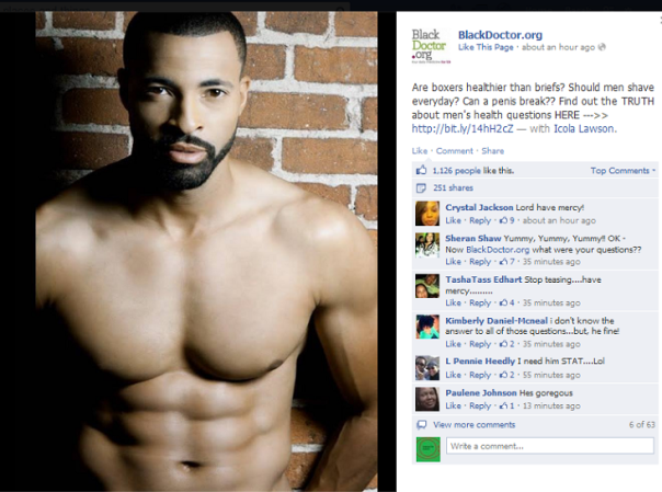 black doctors on mens health 02 08 2014