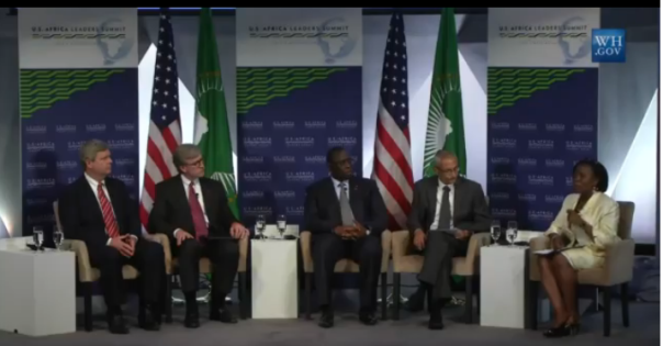 U.S AFRICA SUMMIT -Panel on Resilience and Food Security in a Changing Climate-08/04/2014-Whitehouse.gov