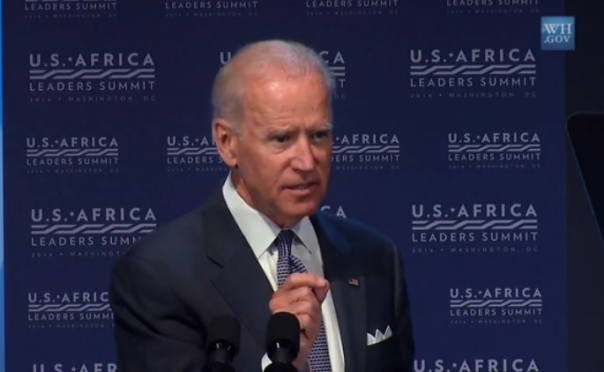 VP Biden says, Civilians are the keys to success of  a country.