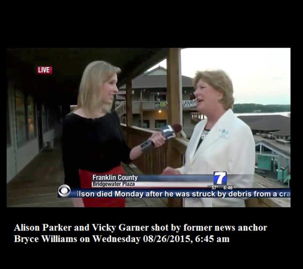 alison interviewing vicky garner