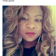 Rapologist Lachanda Wilson Nicole, Song Titled TIme Alone https://soundcloud.com/lachanda-nicole/time-alone Photo from Artist Soundcloud page